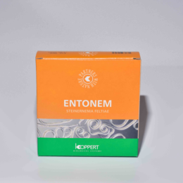 ENTONEM, nematodes against fungus gnats and thrips pupae