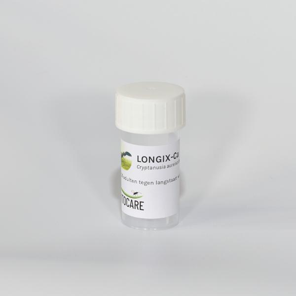 Longix-Ca, 25 sluipwespen tegen langstaartwolluis